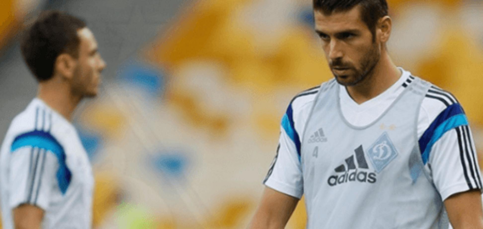 Легионер 'Динамо' согласовал уход из клуба