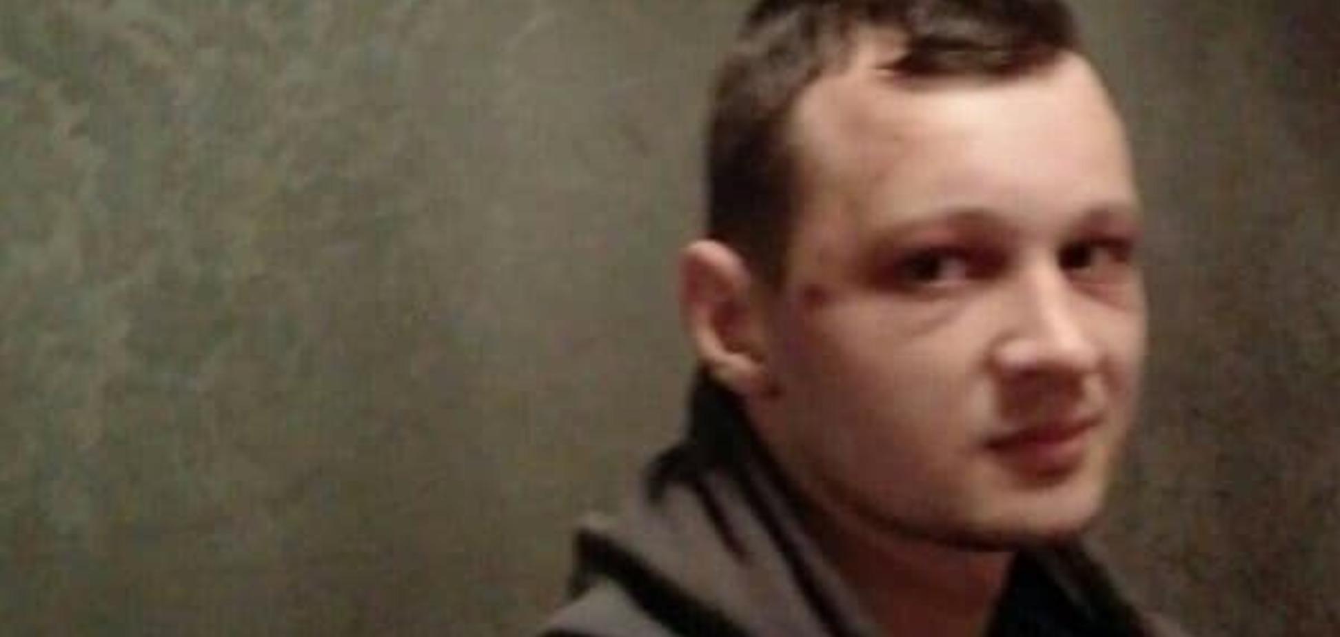 Члена 'Азова' Краснова відпустили на свободу