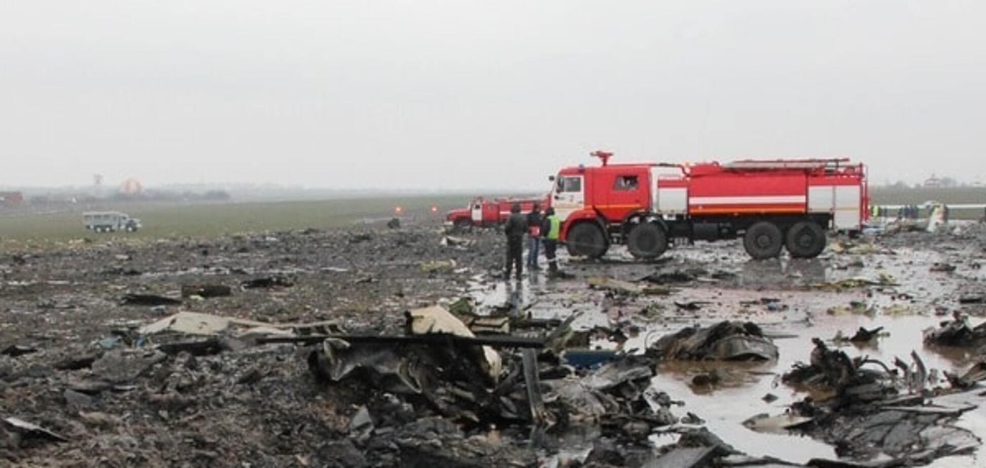 FlyDubai виплатить по $20 тис. сім'ям загиблих в авіакатастрофі в Ростові-на-Дону