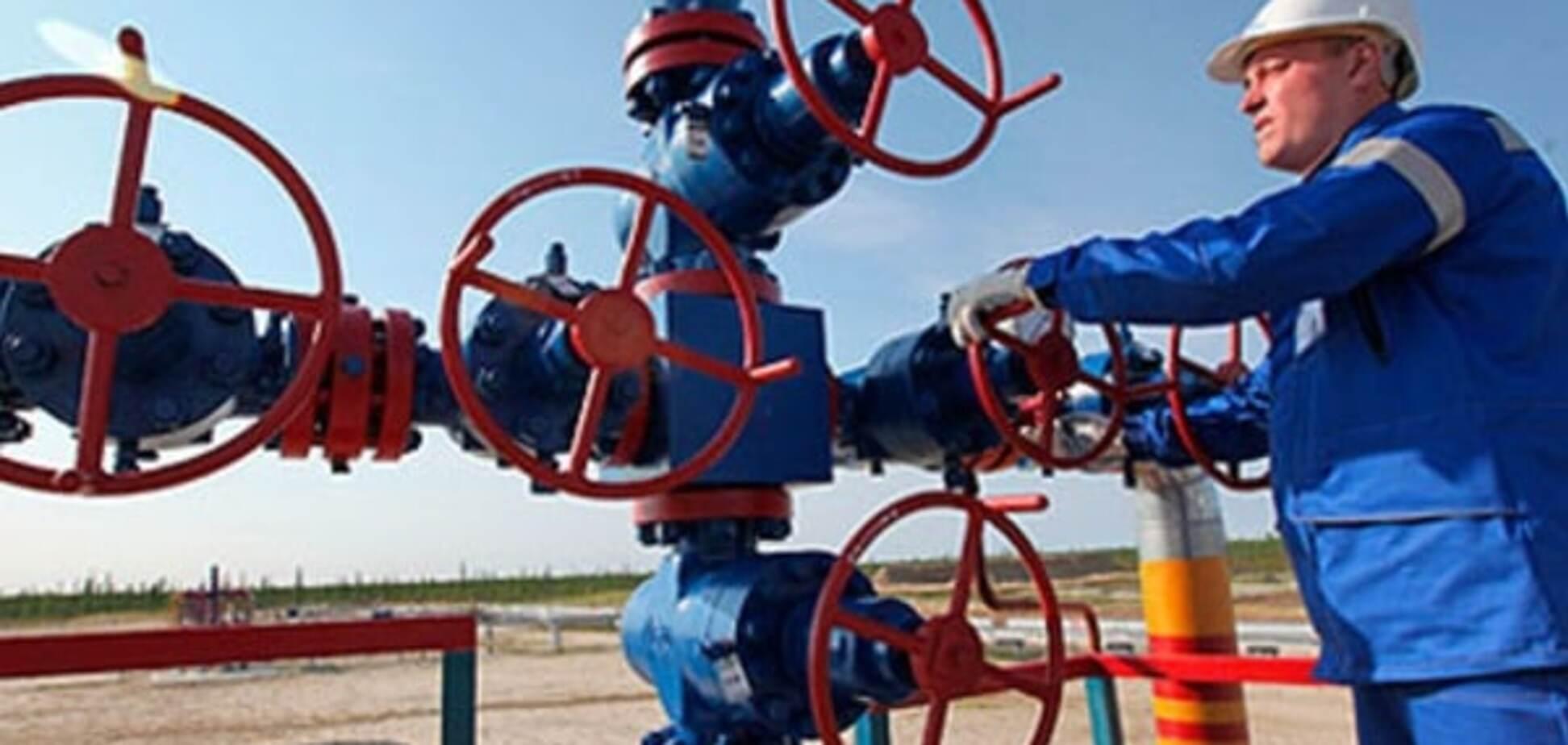 В Україні п'ять місяців поспіль падає видобуток газу