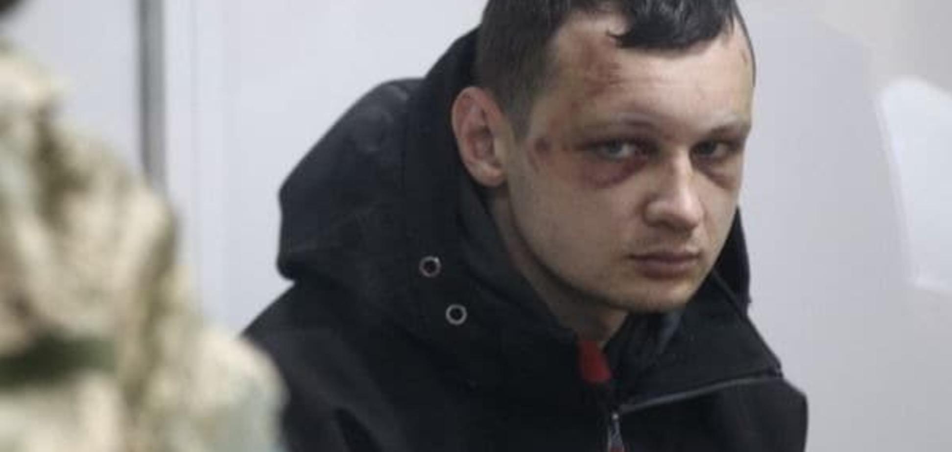 Посилена охорона: виїхати із суду Краснову допомагали близько 60 правоохоронців