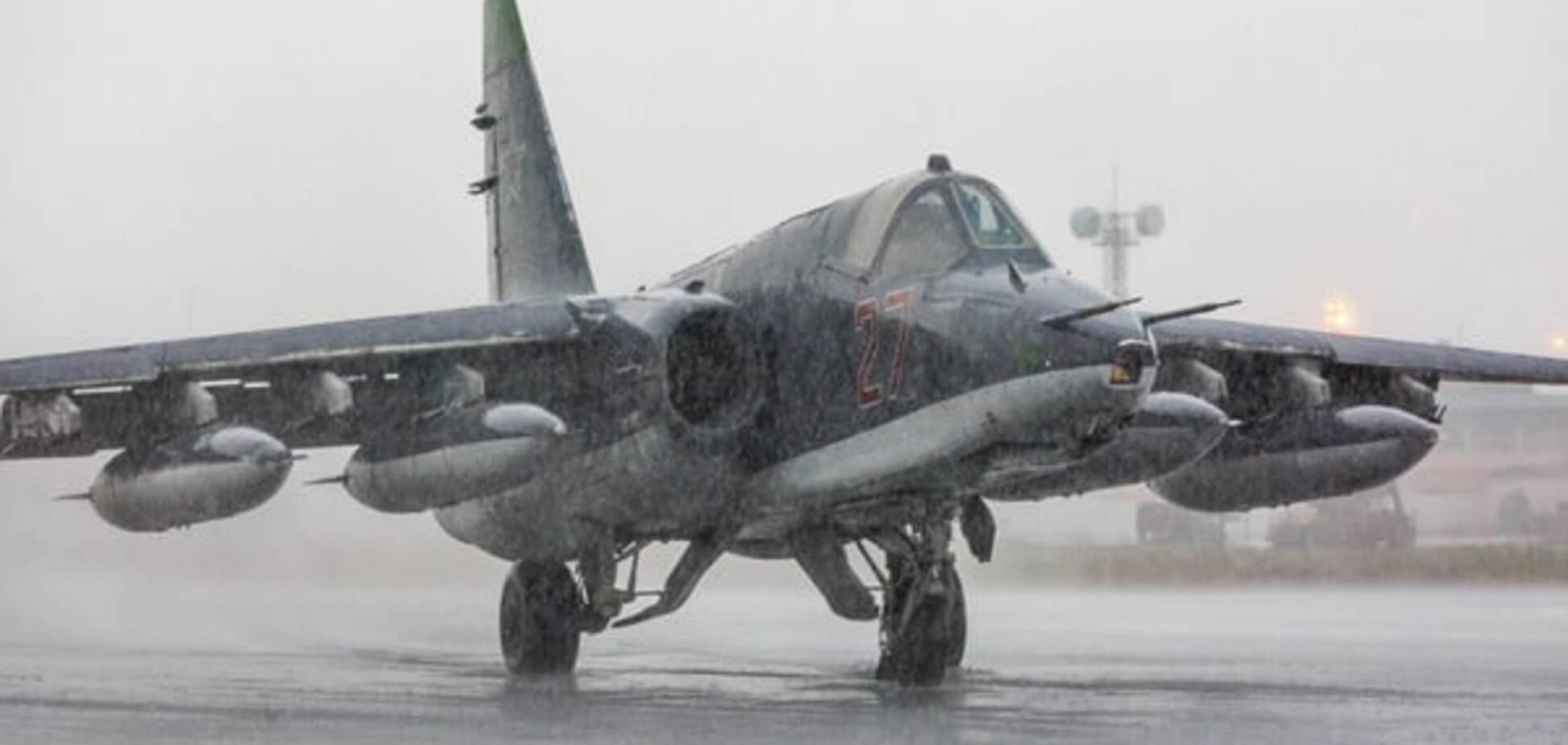 Су-25 Сирия
