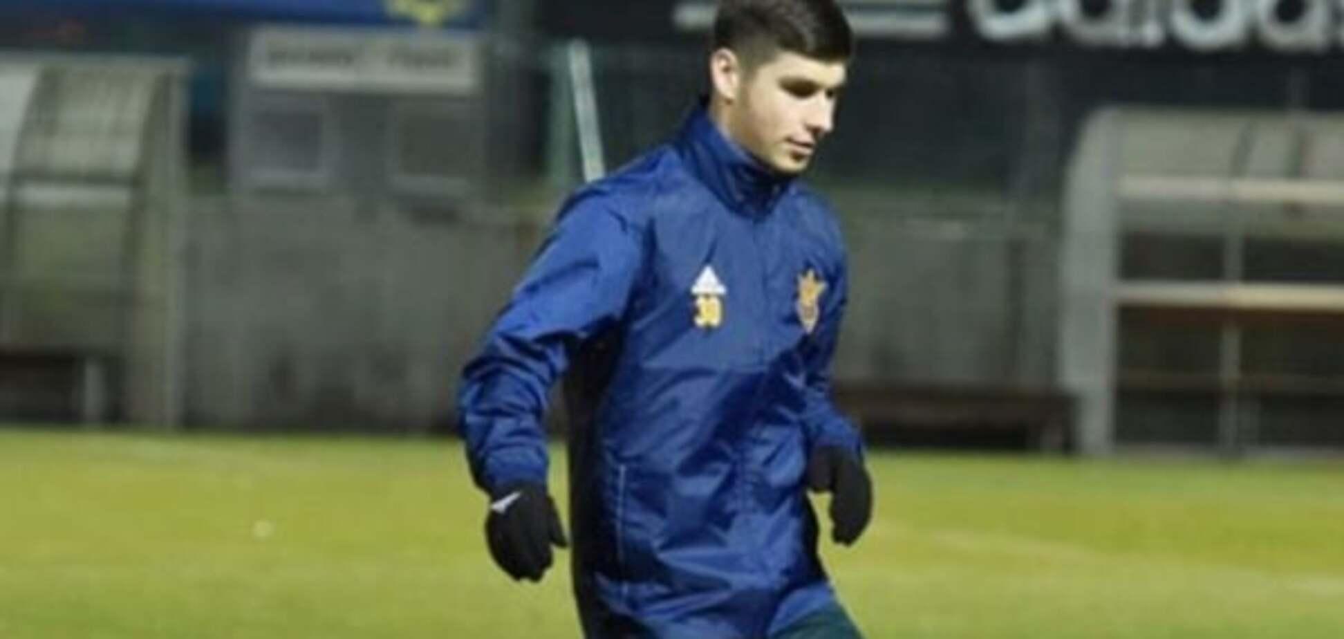 Поліція відібрала права у футболіста збірної України