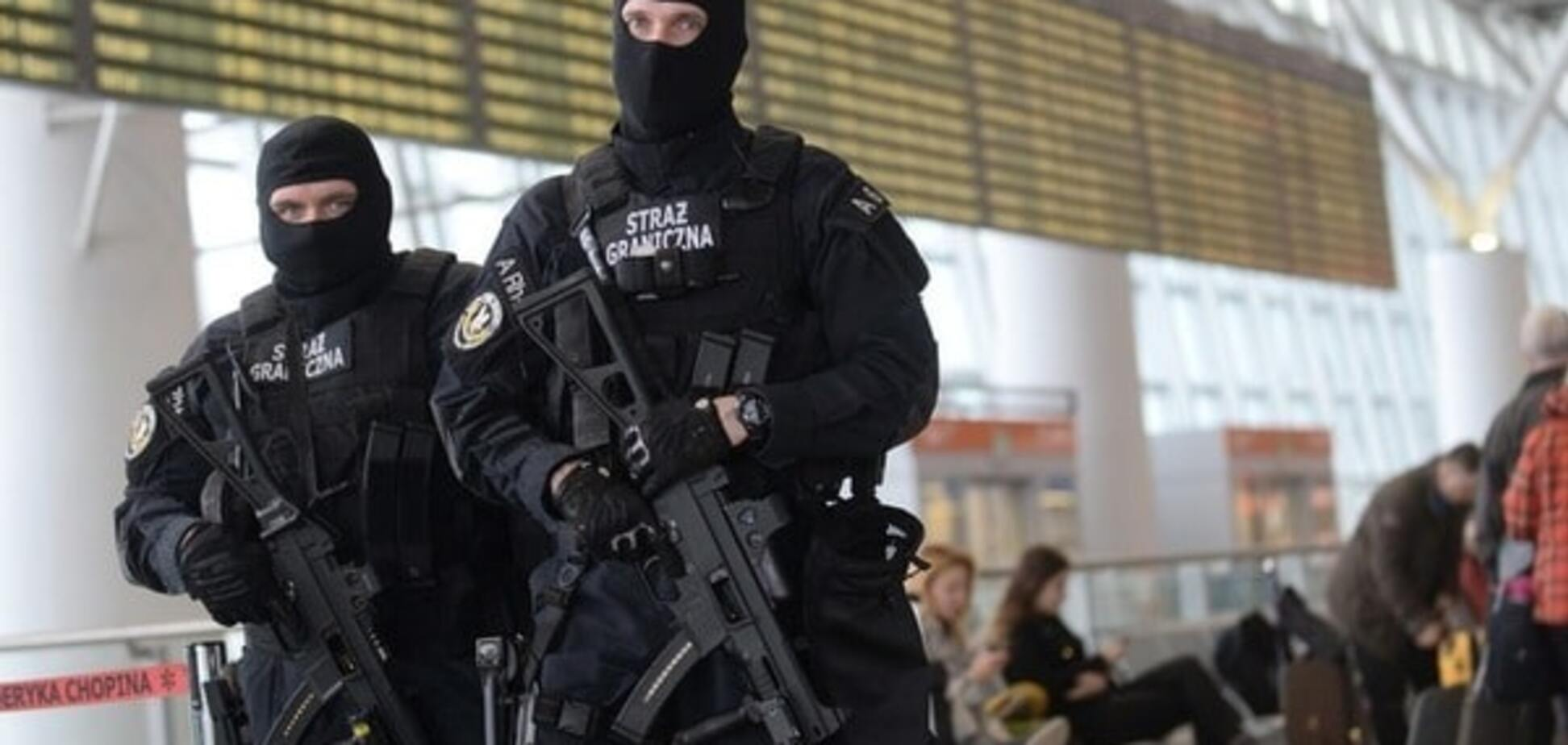 Спецслужбы Бельгия