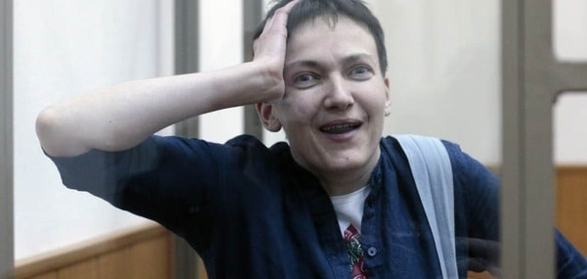 Російський ЗМІ повідомив про 'німецького військовослужбовця Савченко': фотофакт