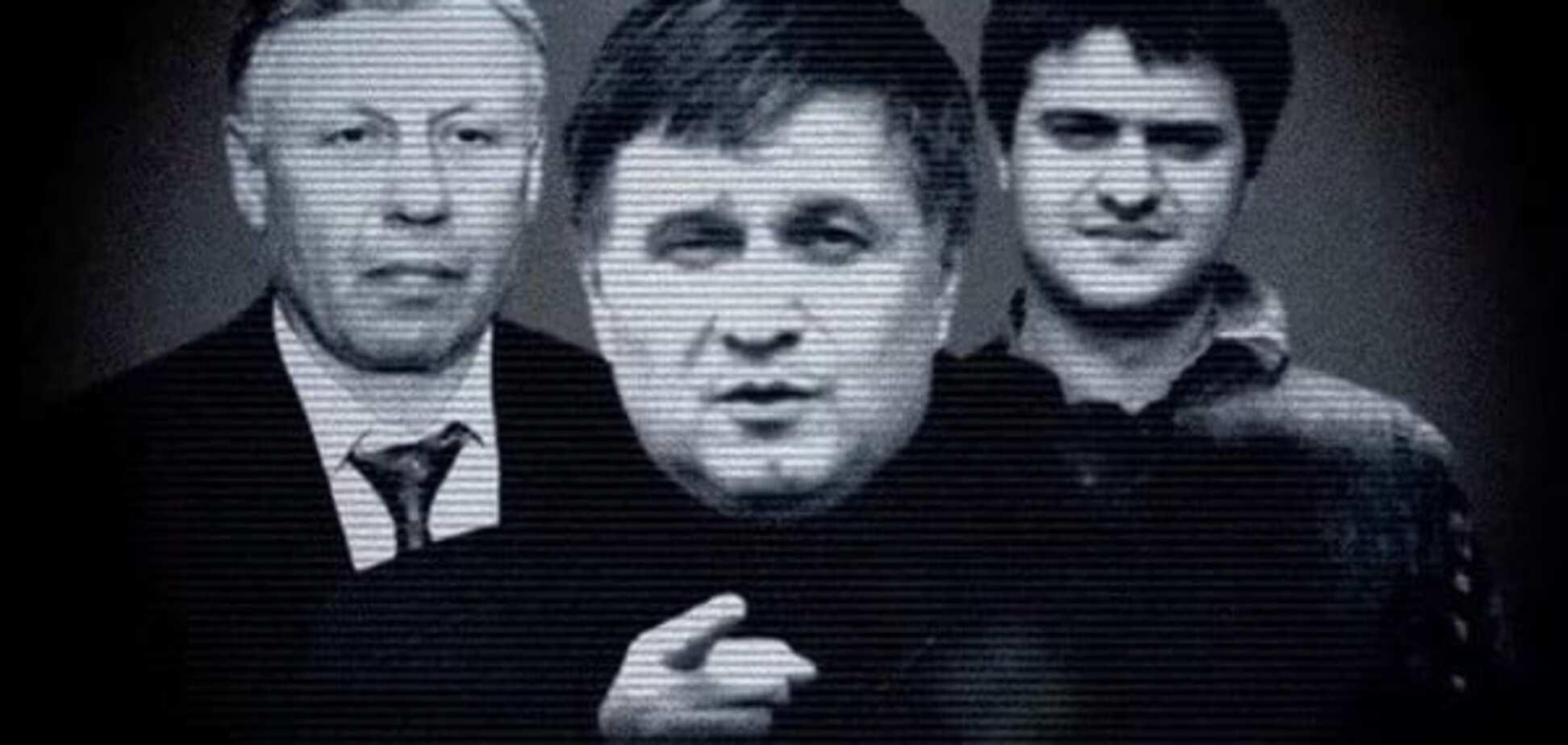 Тільки за рюкзаки Аваков має сидіти в тюрмі разом із сином - Саакашвілі