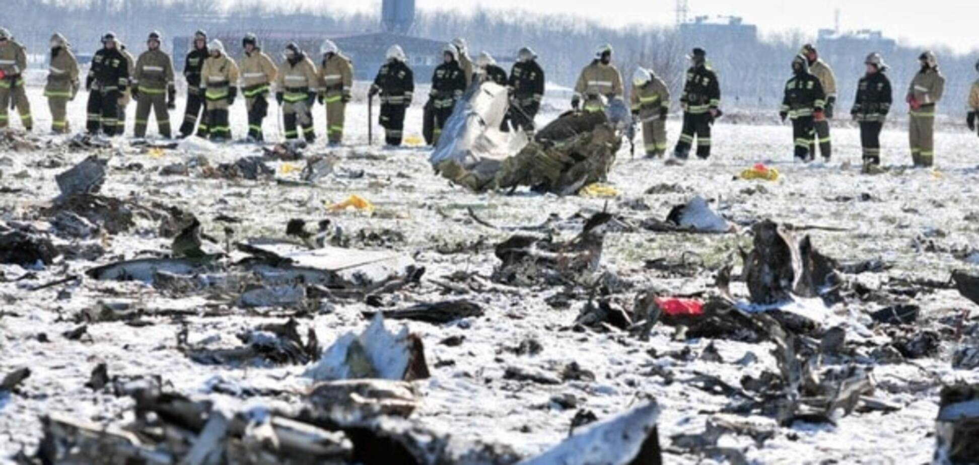 катастрофа Боинга в Ростове
