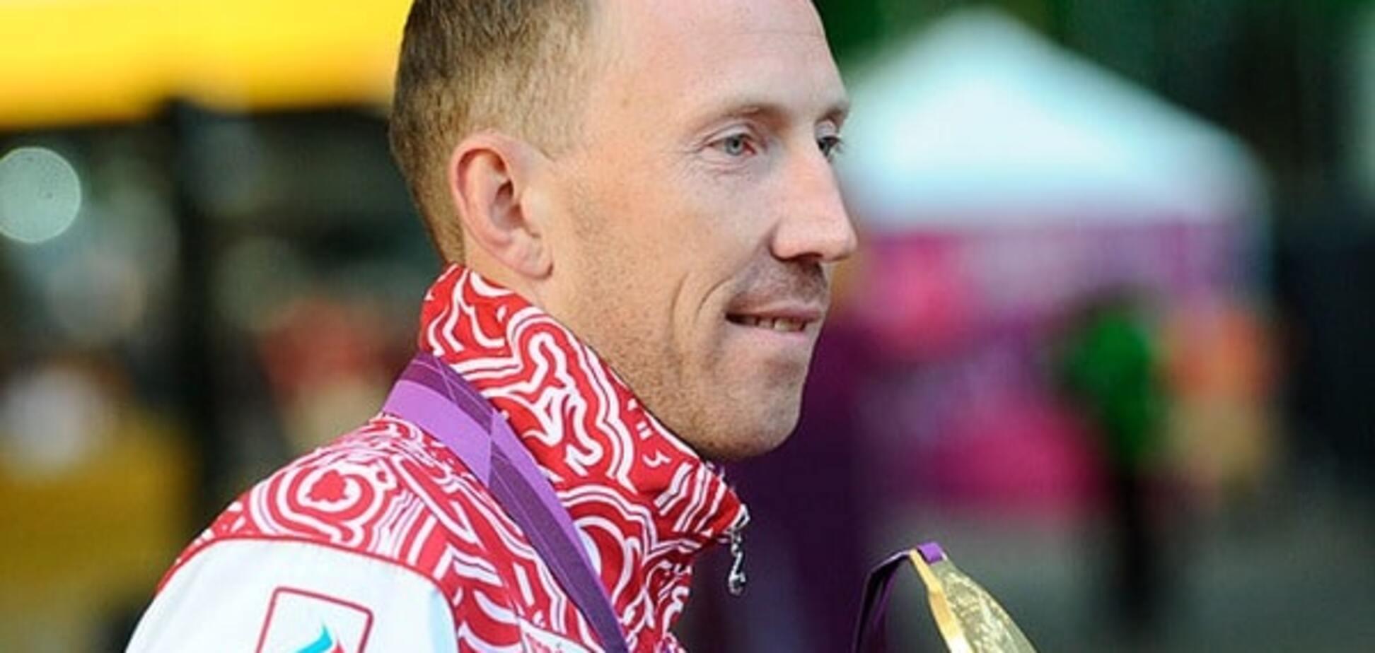 Російського чемпіона позбавили олімпійського 'золота'