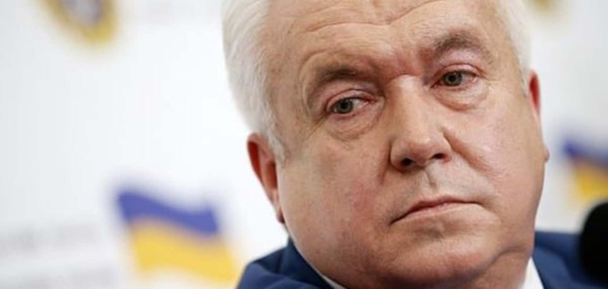 Довів до сліз: екс-регіонал Олійник розсмішив мережу, вирішивши стати президентом України. Фотофакт