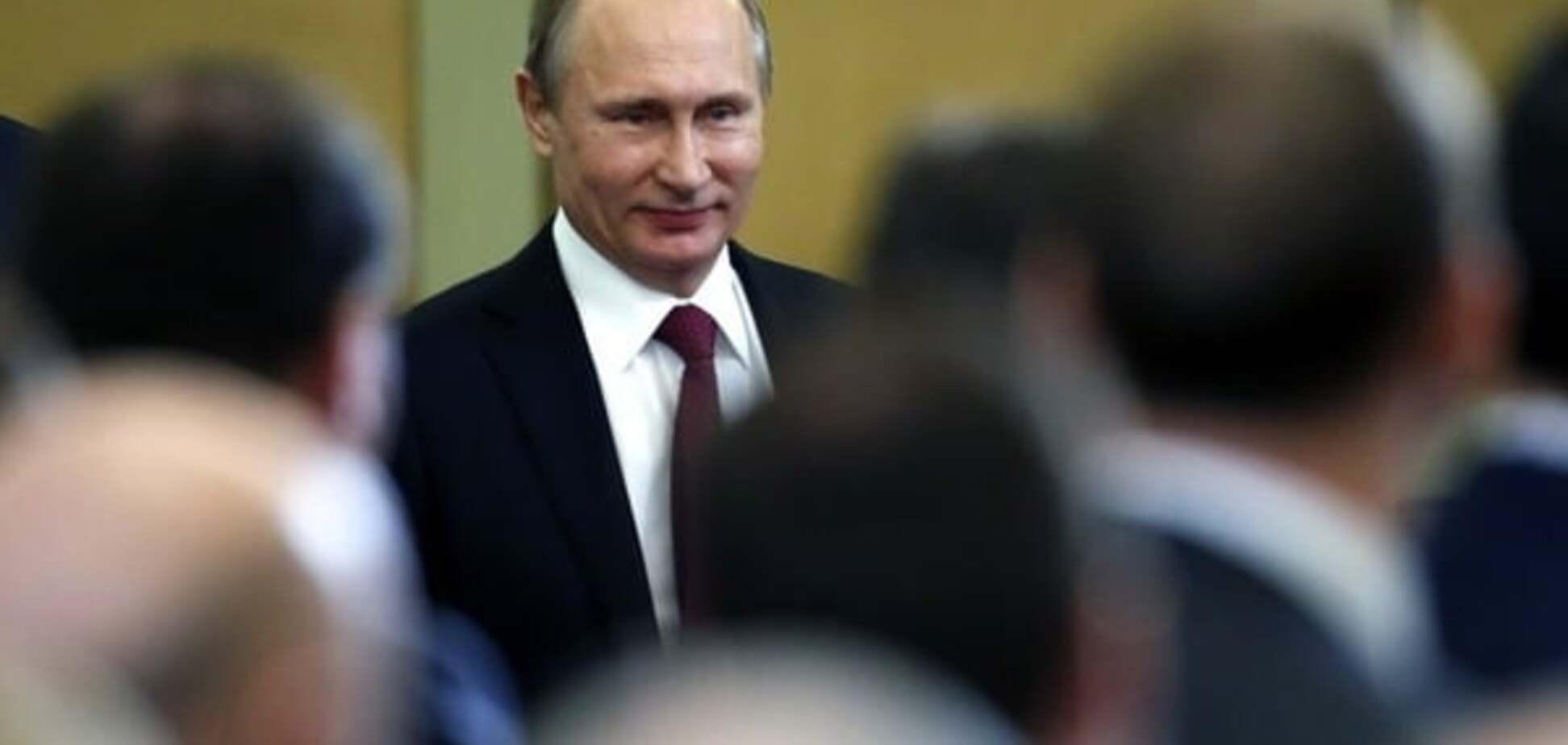Путін чекає появи в Україні проросійської влади - Корчілава