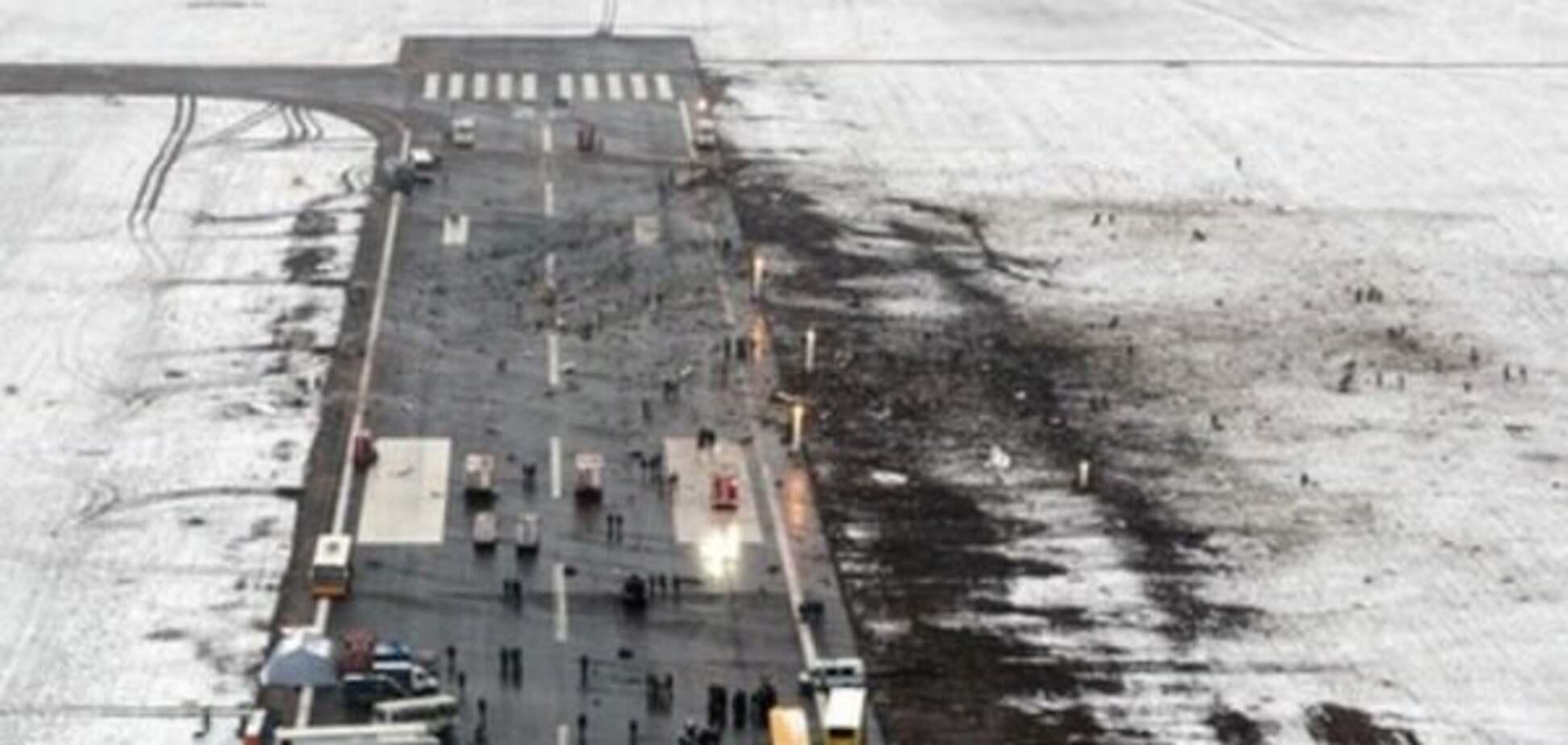 В останні секунди перед катастрофою Boeing на борту лунали 'нелюдські крики'
