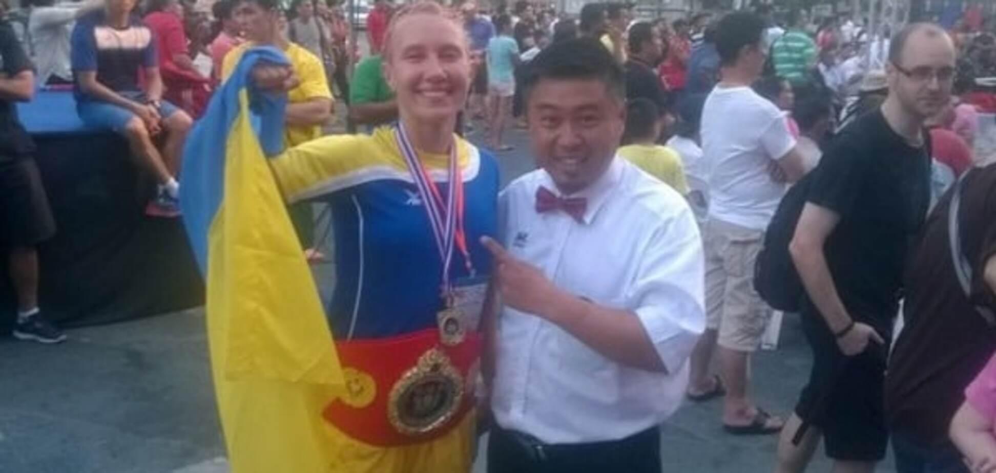 Українка нокаутувала росіянку в фіналі чемпіонату світу з боксу