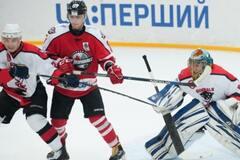 ХК 'Донбасс' в овертайме обыграл 'Дженералз'