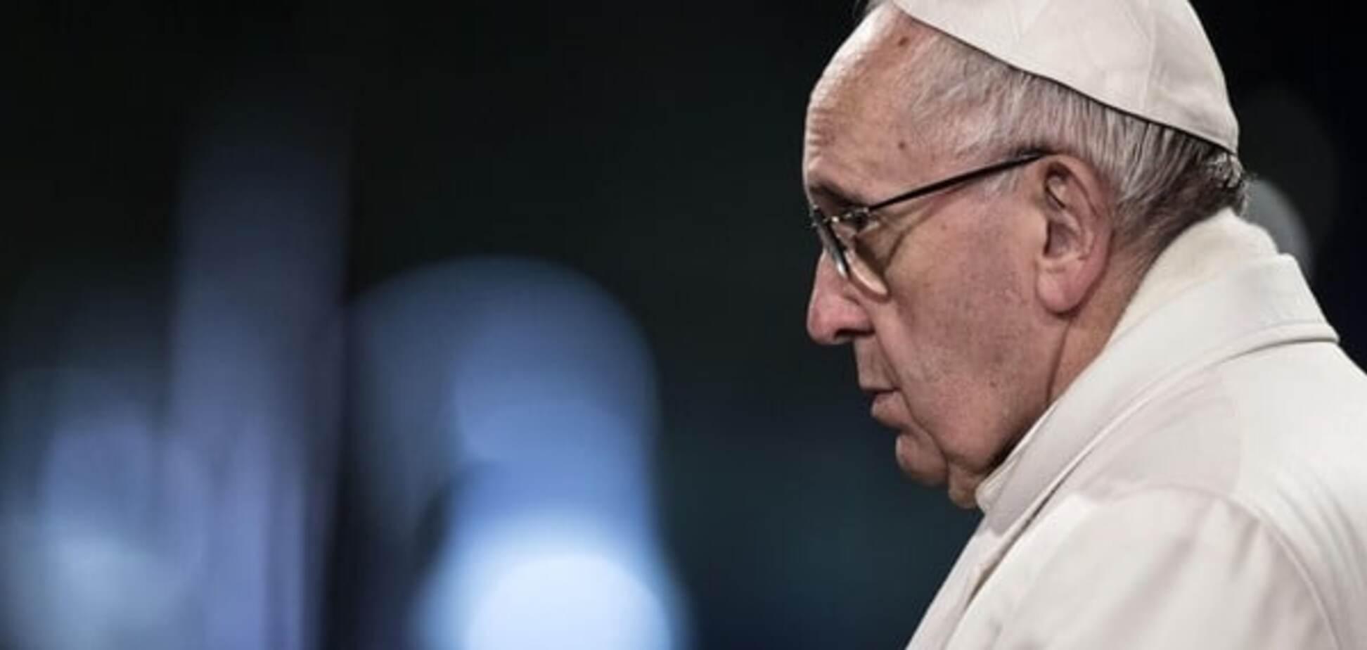 Папа Римський розкритикував Європу за ставлення до мігрантів