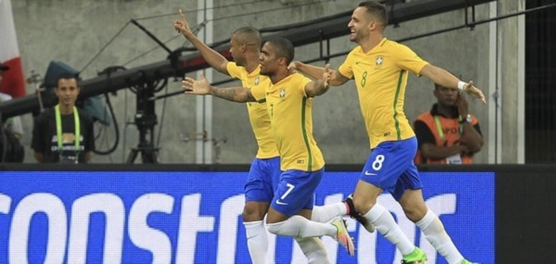 Екс-футболіст 'Шахтаря' забив ювелірний гол за Бразилію: відео шедевра