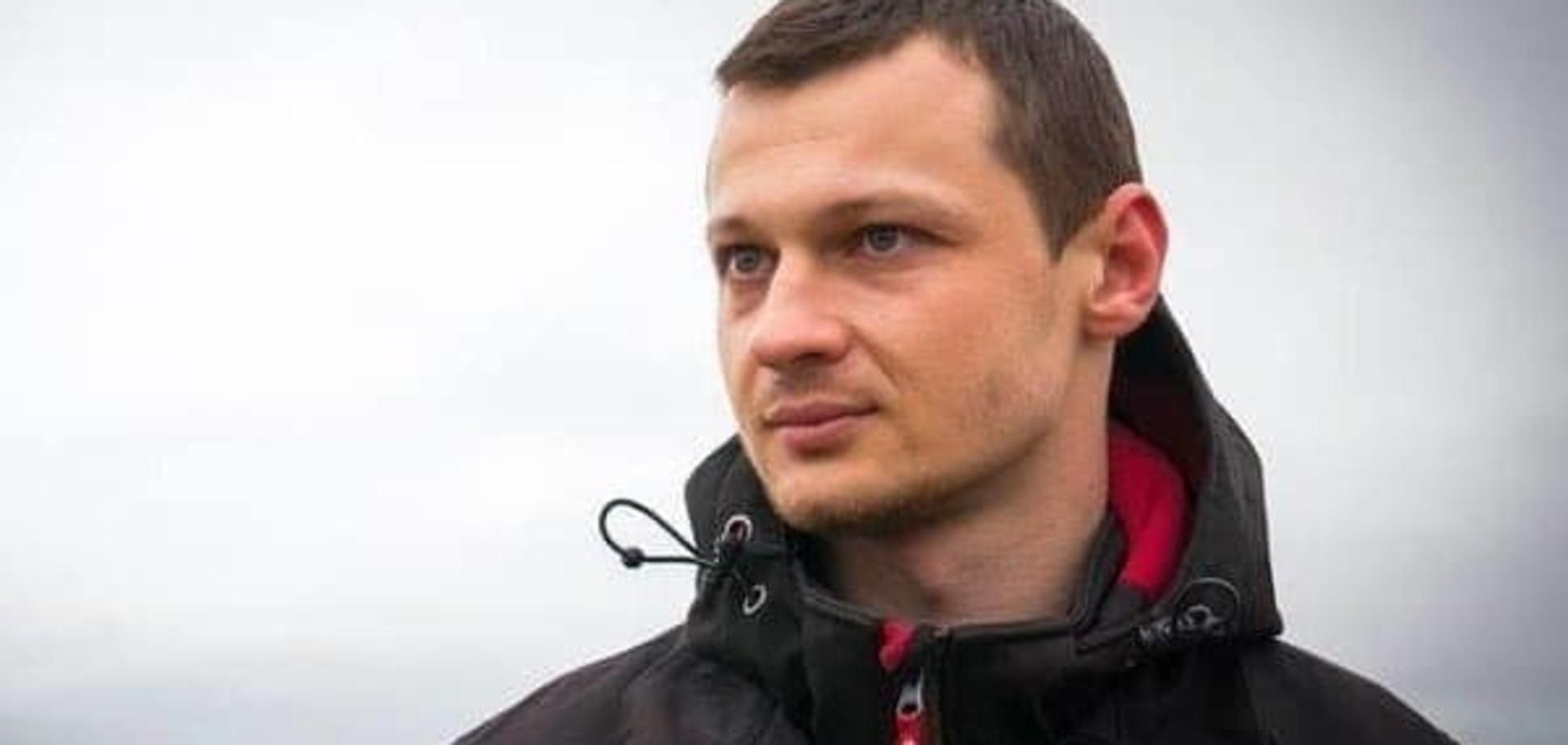 'Азов' відхрестився від заарештованого Краснова