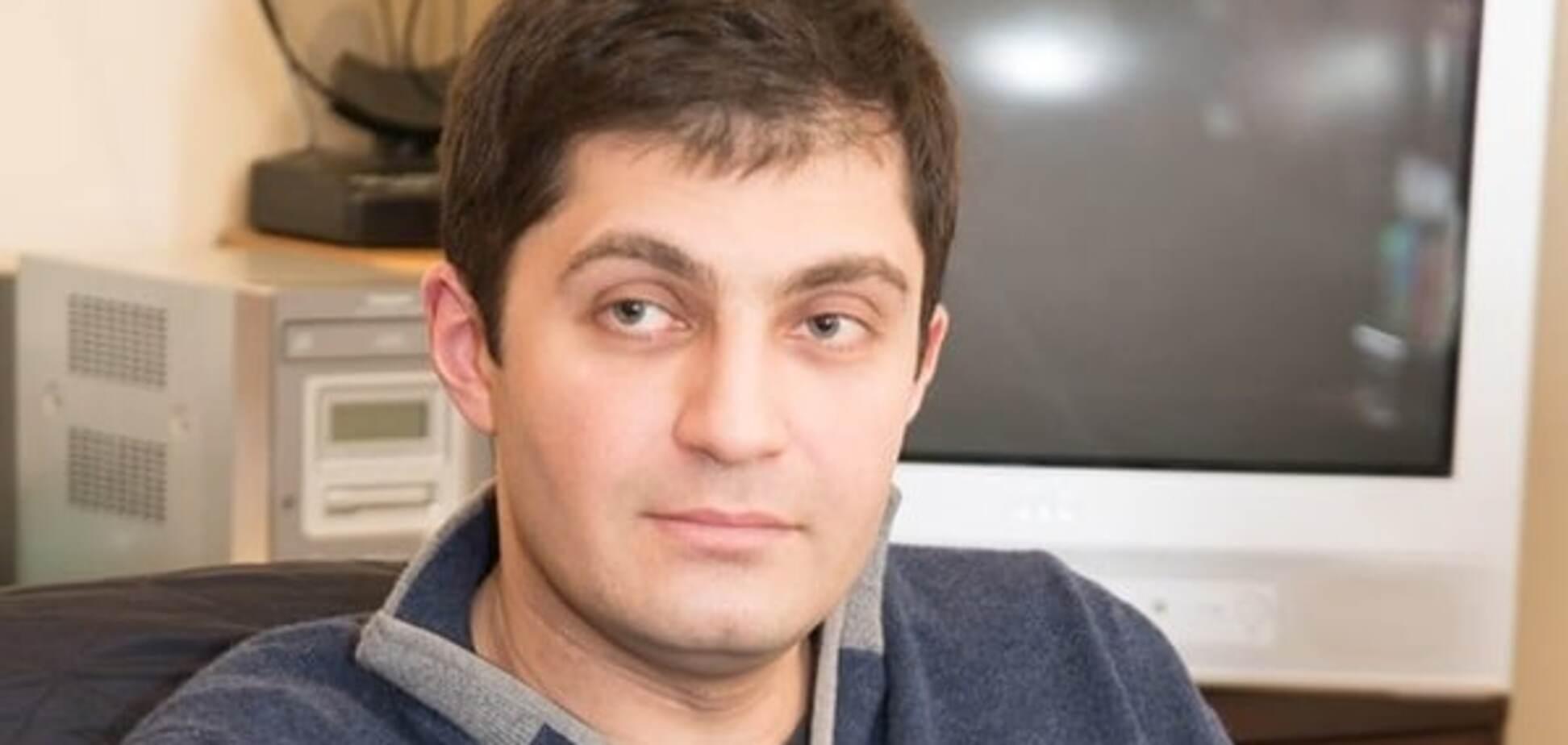 'Сором': журналіст обурився через лист депутатів проти Сакварелідзе