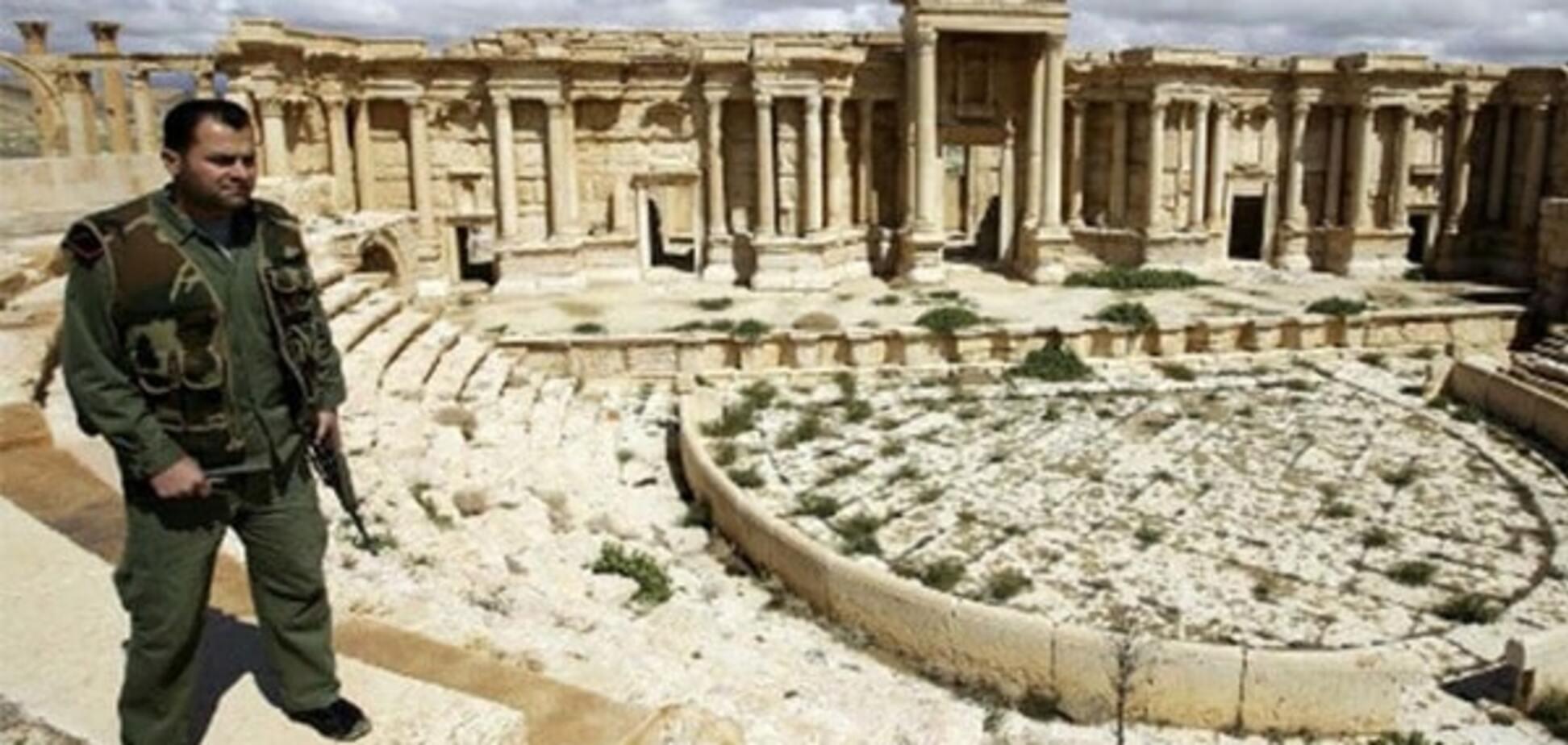 Сирийская армия полностью освободила Пальмиру от ИГИЛ