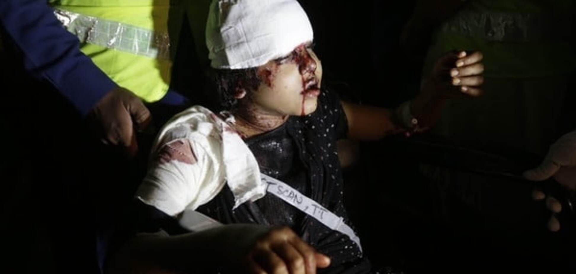 Взрыв в Лахоре