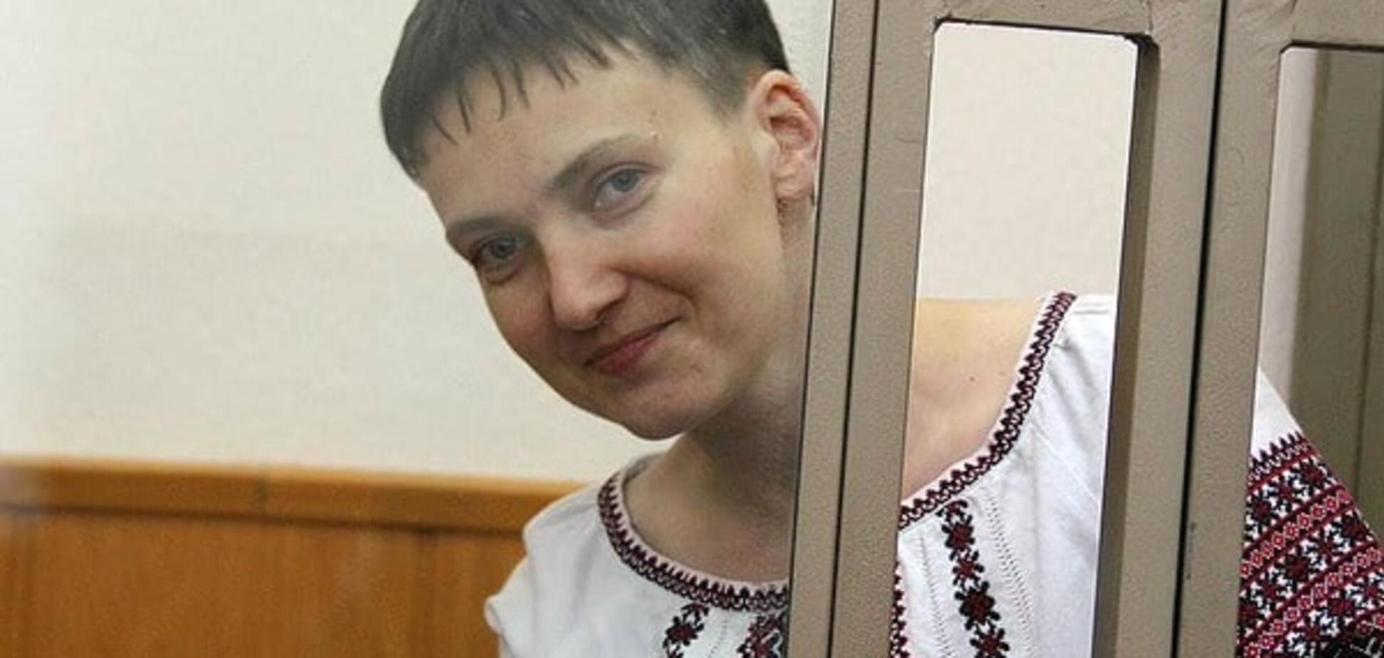 Плохая новость для Савченко