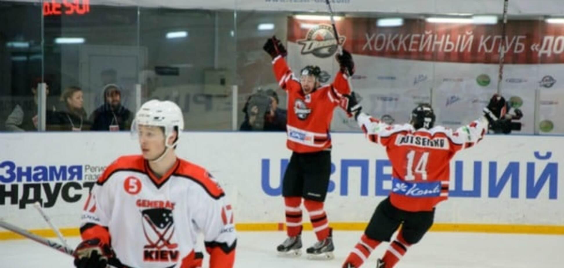 где смотреть чемпионат Украины по хоккею