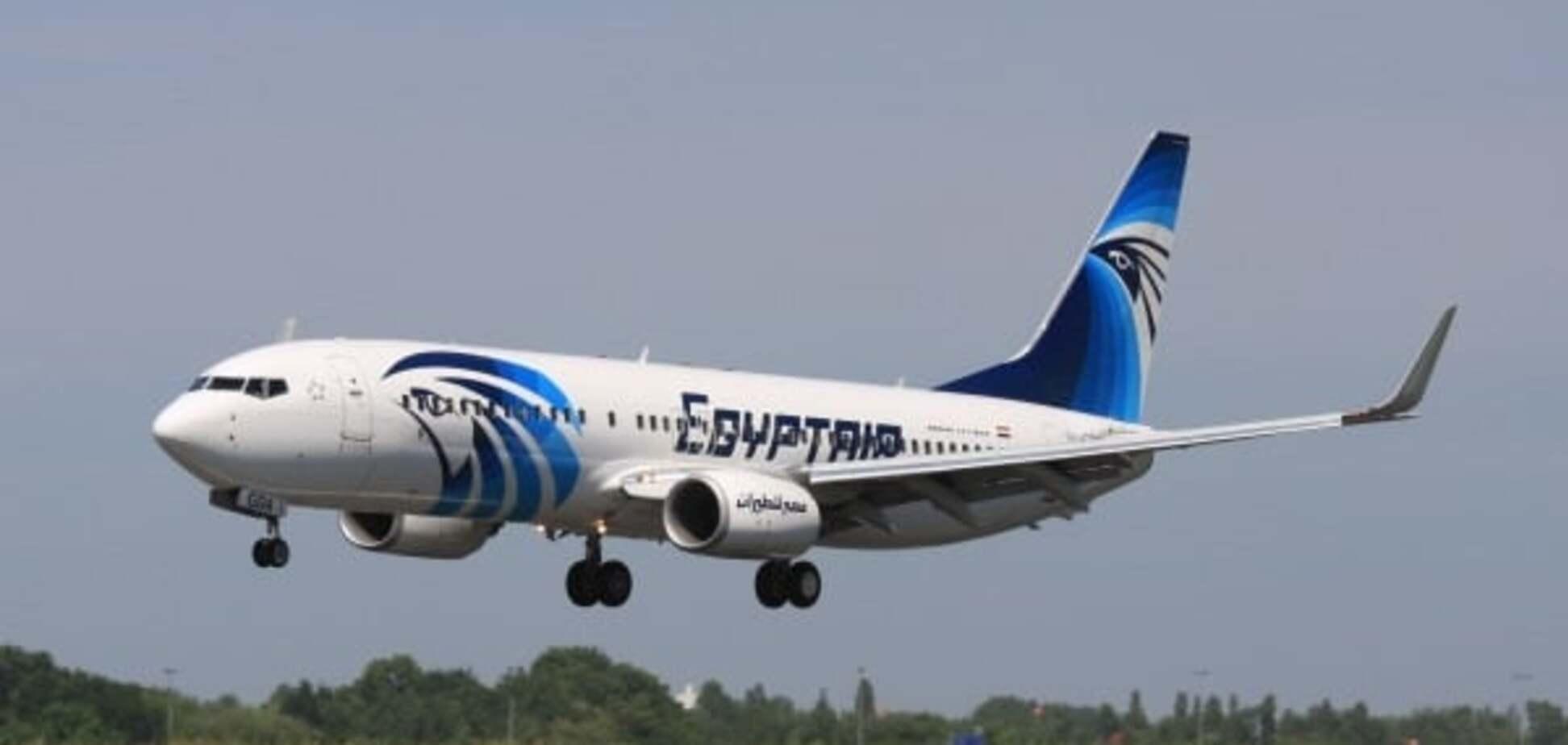 Захоплення єгипетського літака: терористи погрожували підірвати лайнер