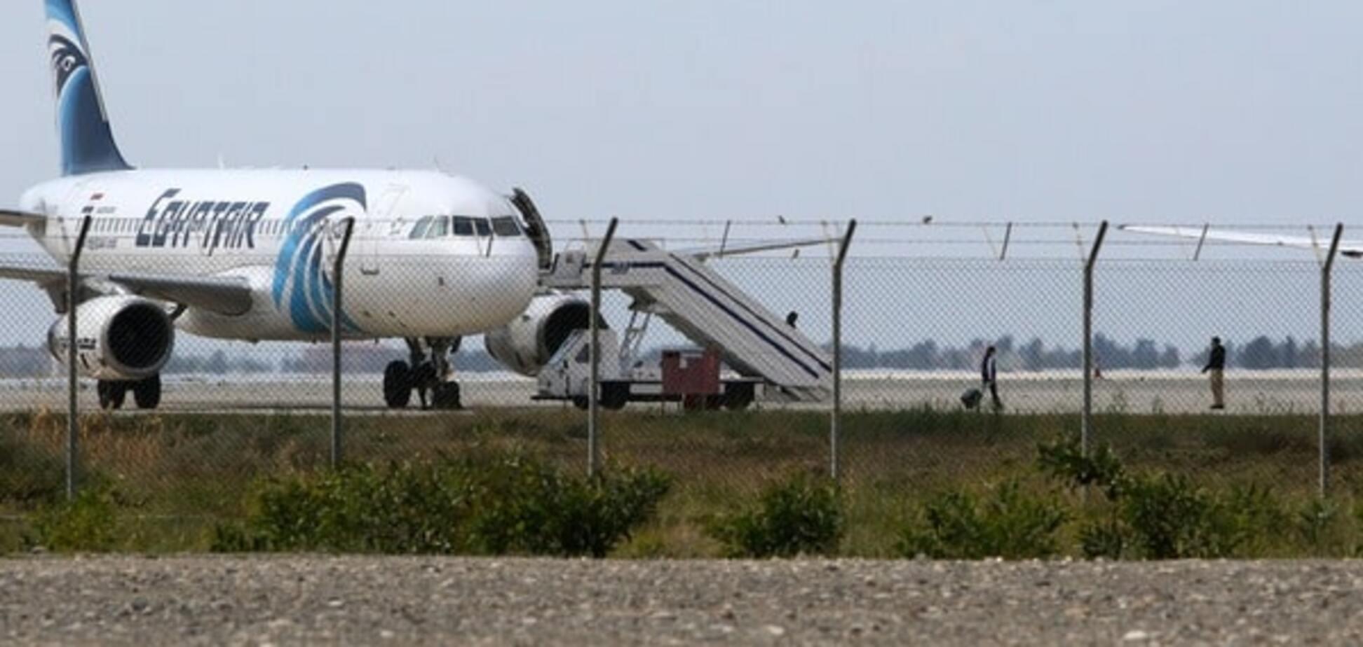 Новий поворот: пасажира лайнера EgyptAir переплутали з викрадачем