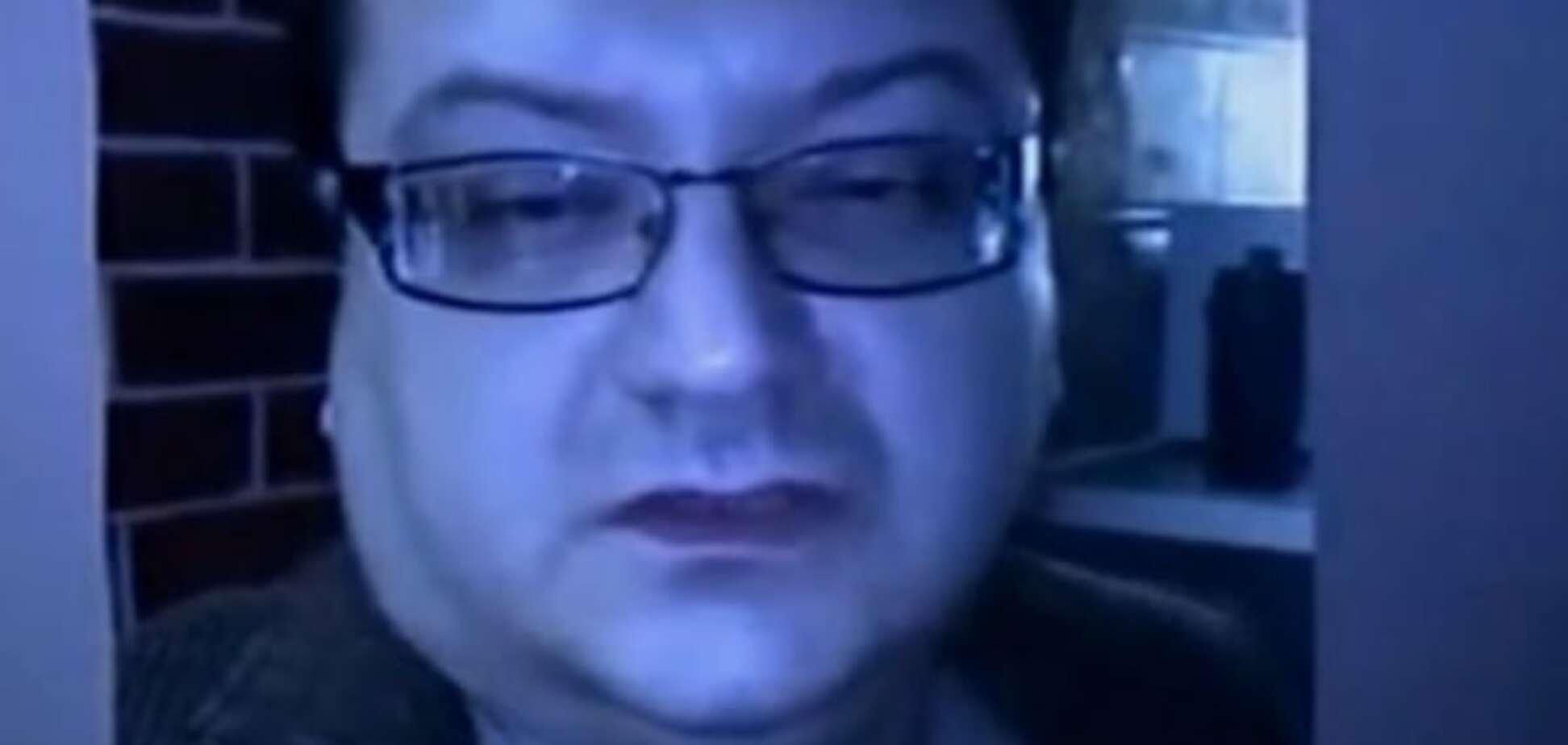 'Дивіться в корінь': ГПУ показала відео, яке вбивця записав з адвокатом Грабовським