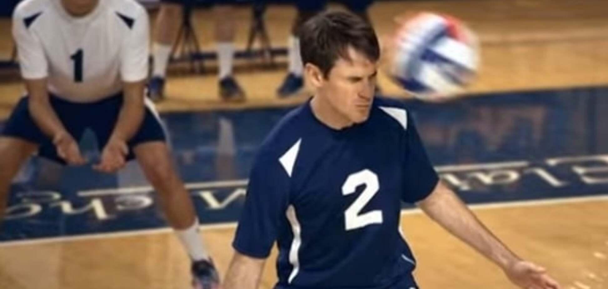 Скотт Стерлинг волейбол