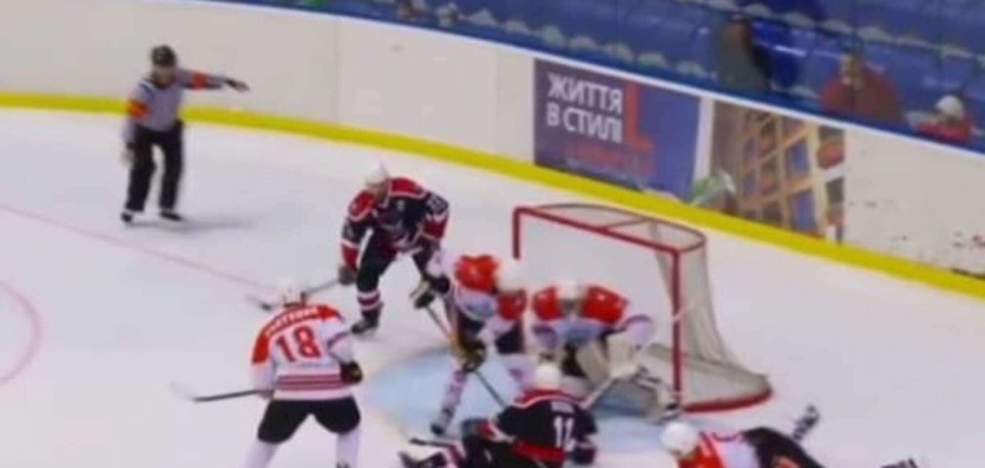 Скандал в чемпионате Украины по хоккею: президента киевлян обвинили в давлении на судей