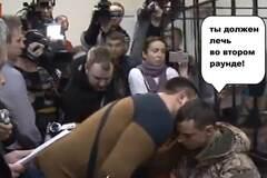 'Савченко міцніше всіх цих 'патріотів': опубліковано відео 'непритомного' Краснова