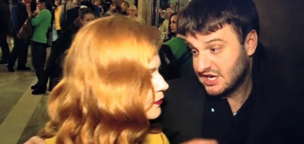'Пока папа министр': сын Авакова угрожал журналистке. Фотофакт