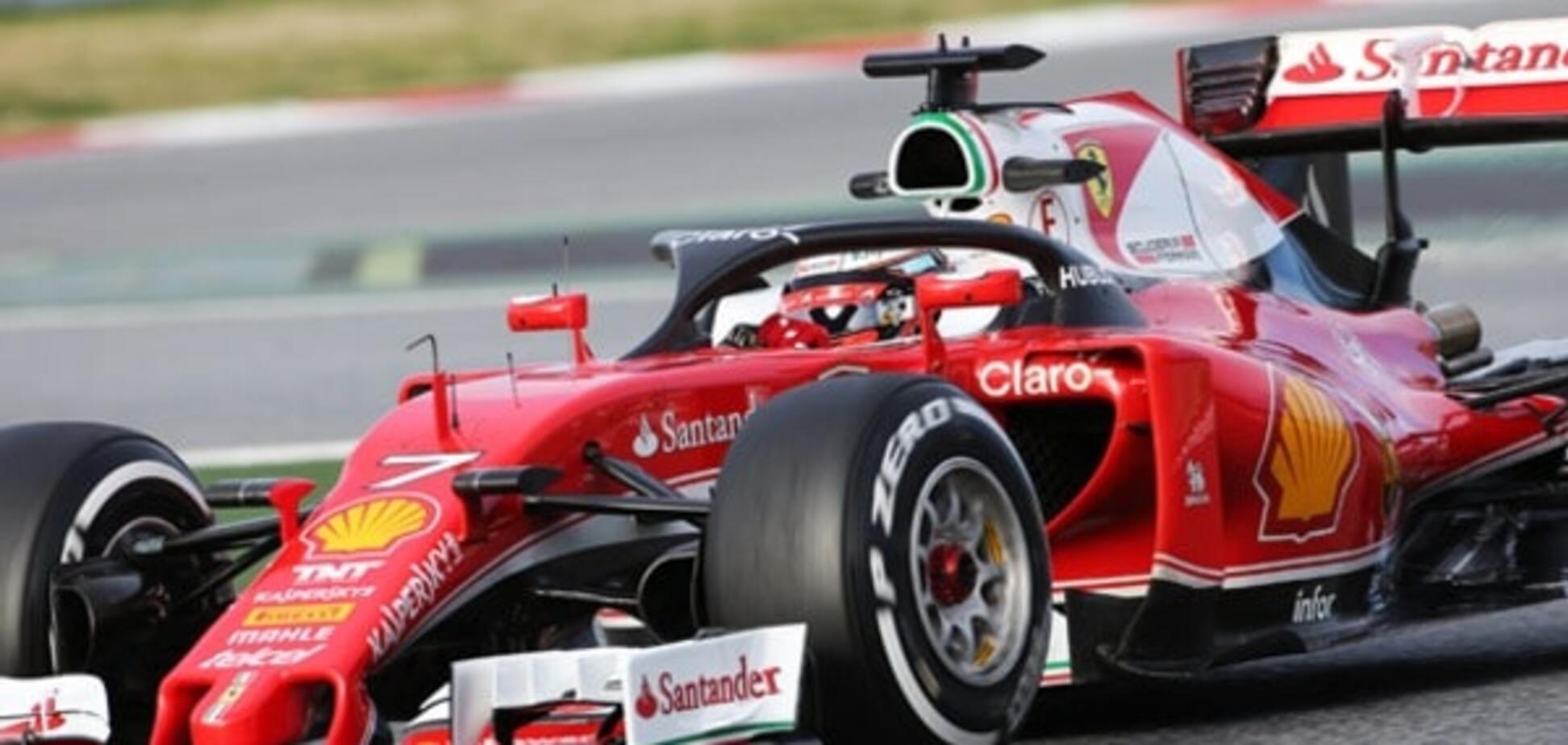 Ferrari показала на тестах болід майбутнього: яскраві фото новинки