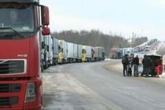 Депутати облради вимагають заборонити проїзд фур із Росії через Україну