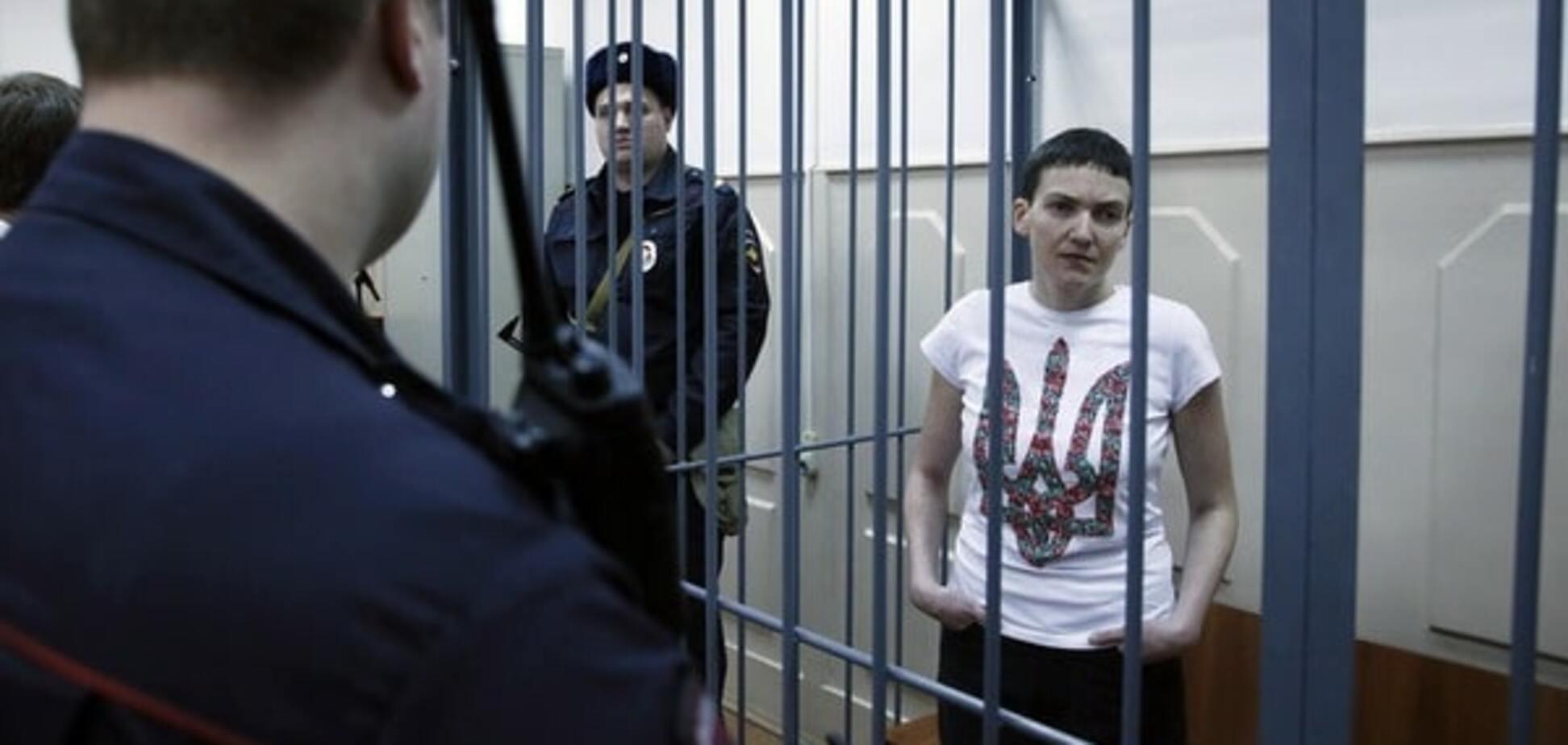 Савченко выдвинула новое требование суду:  процесс должен закончиться сегодня