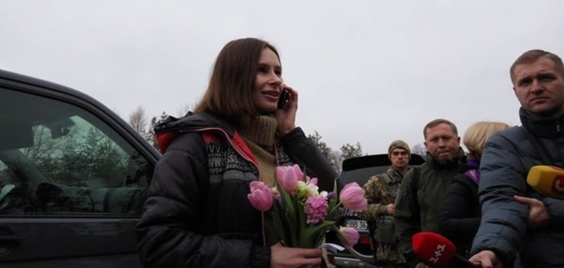 Журналістку Марію Варфоломєєву звільнили з полону терористів