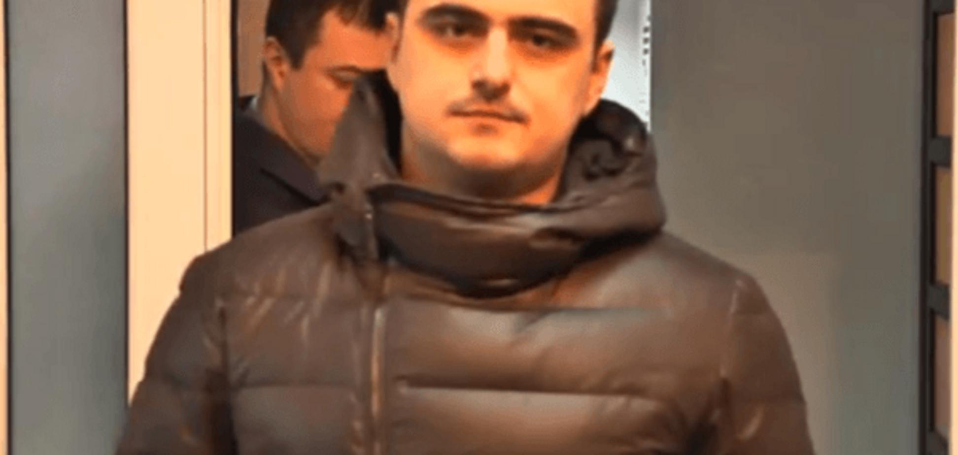 Новое ДТП с мажором: во Львове сын экс-начальника ГАИ сбил полицейского. Видеофакт