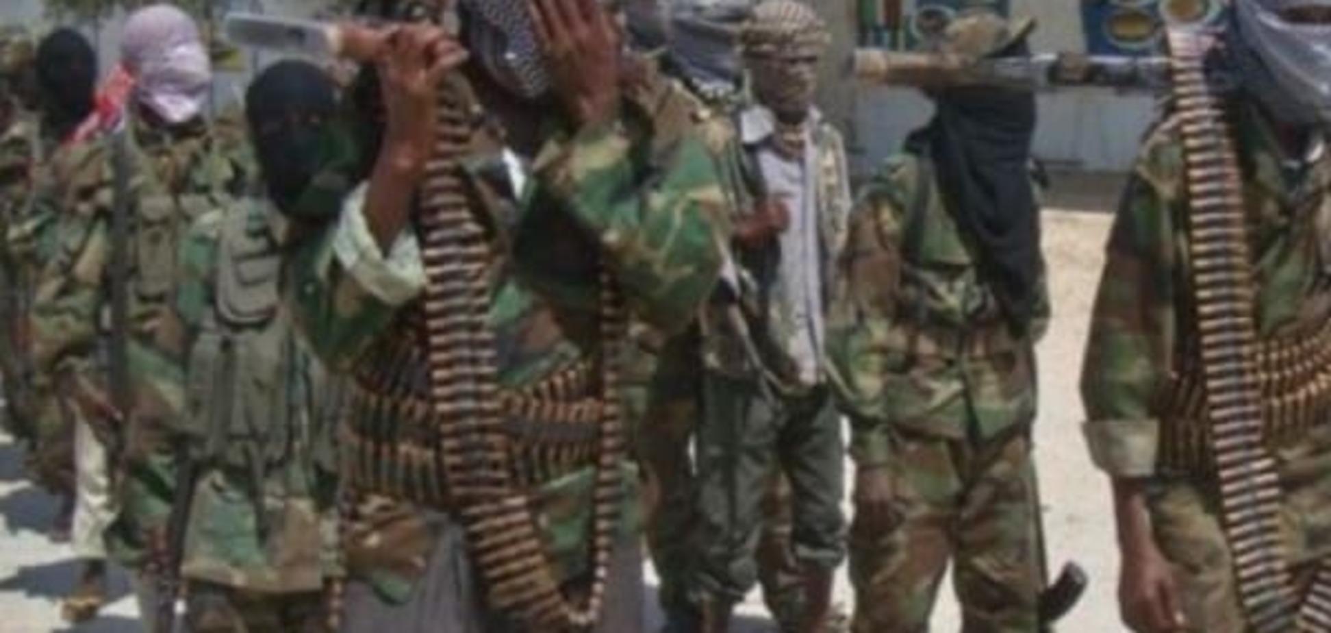 Нападение в Сомали