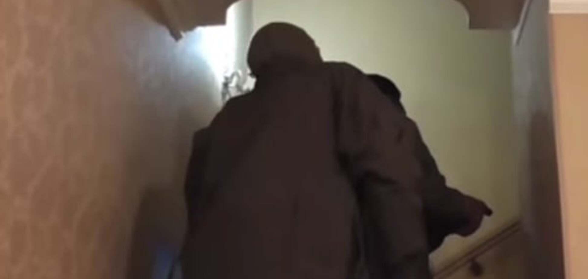 Оприлюднено відео перестрілки співробітників НАБУ з одеським суддею