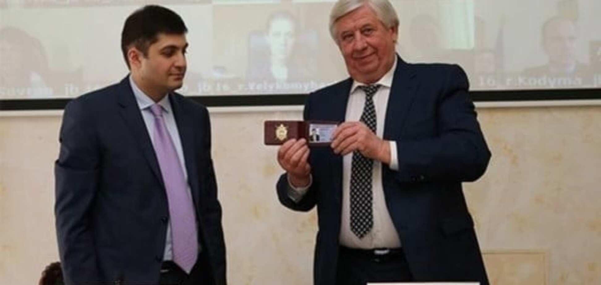 Туманна перспектива: адвокат оцінив шанси Сакварелідзе повернутися в ГПУ