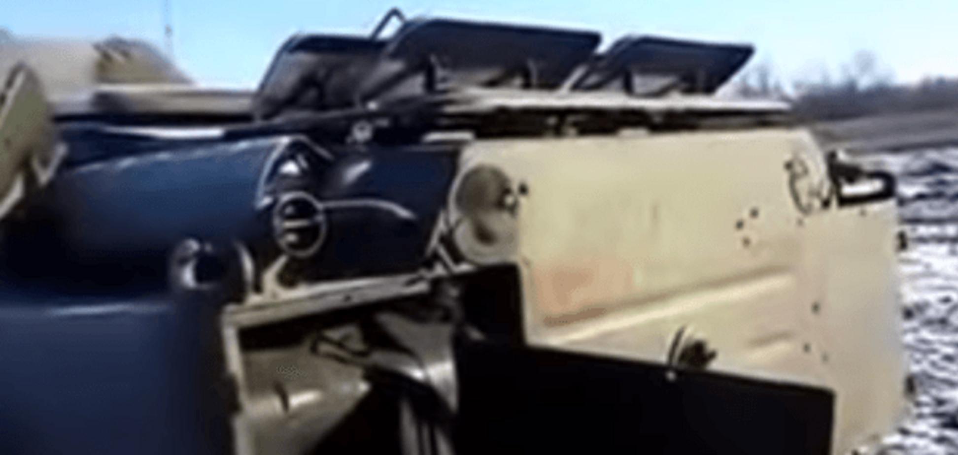'Боевиков гонят на убой': на видео сняли уничтоженную группу террористов на Донбассе