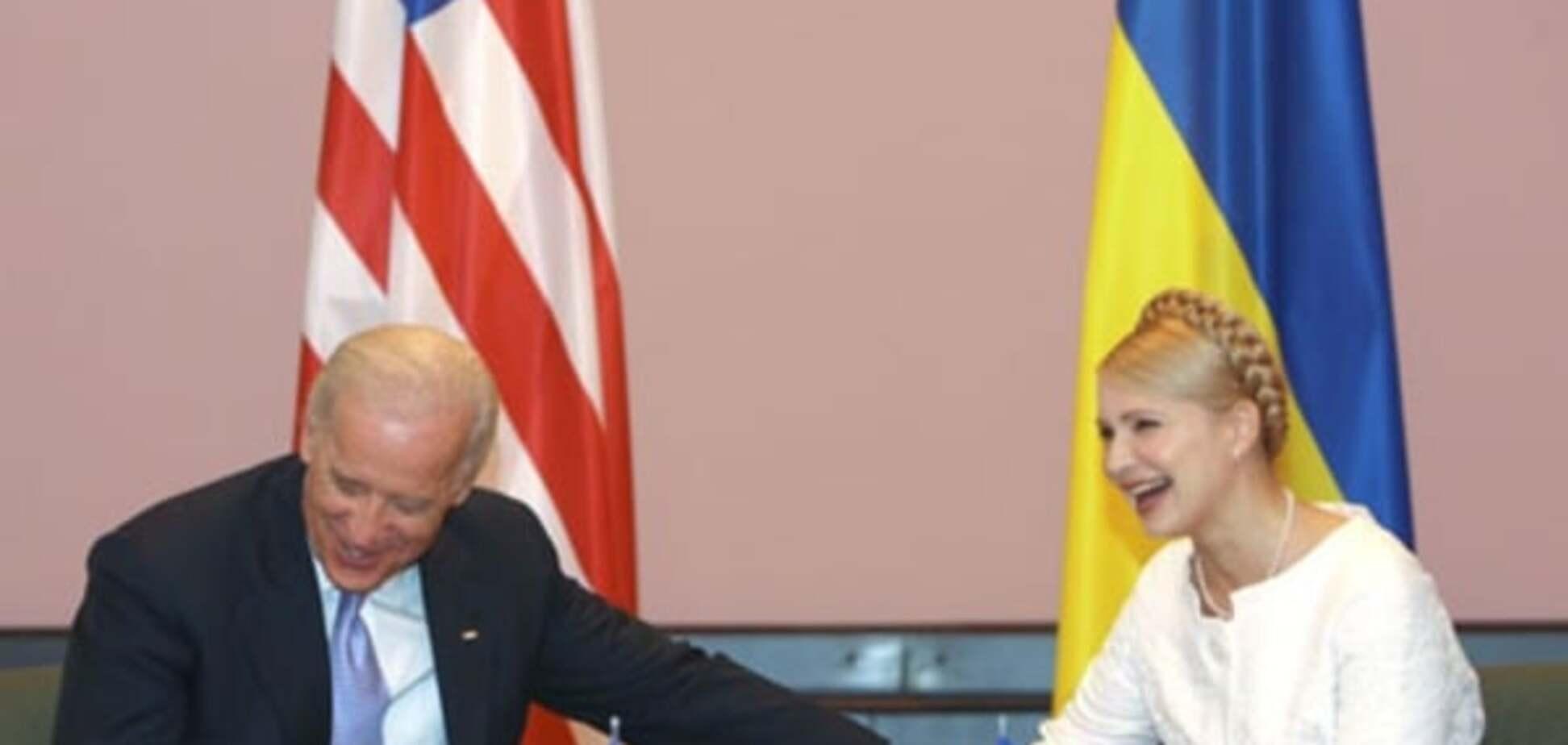 Тимошенко срочно вылетела в США, зачем?