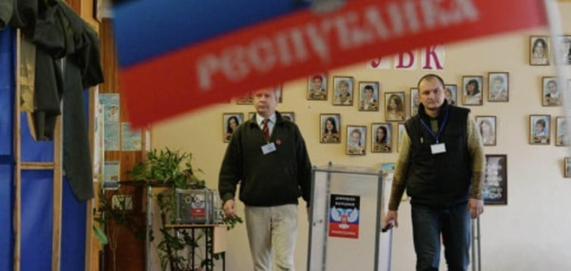 'В любом случае': террористы 'ДНР' заявили о подготовке псевдовыборов
