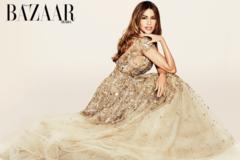 Роскошная София Вергара в журнале Harper's Bazaar Arabia: опубликованы фото