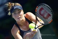 Украинская теннисистка в роскошном стиле вышла в полуфинал престижного турнира