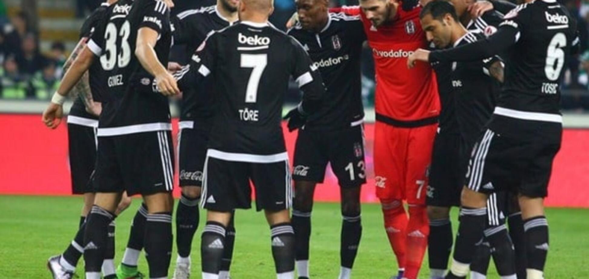 Воротар збірної України знову провалив матч за турецький клуб