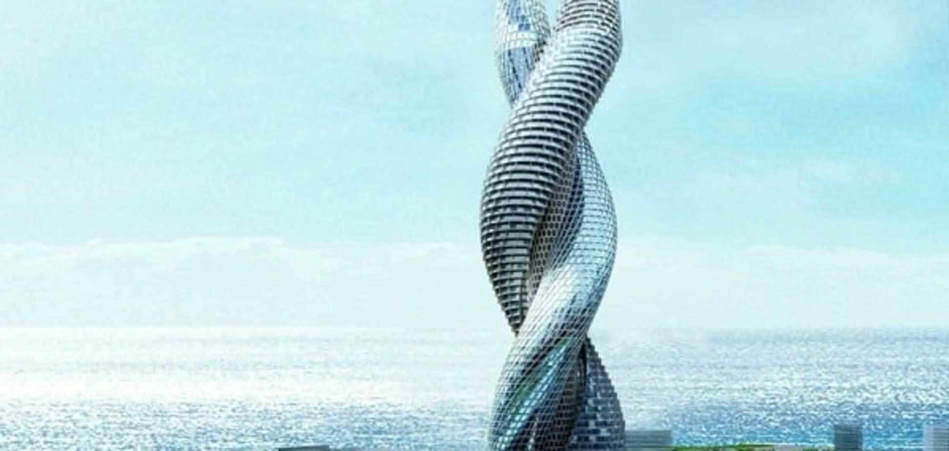 Нереальная реальность: топ-11 фантастических проектов мировой архитектуры