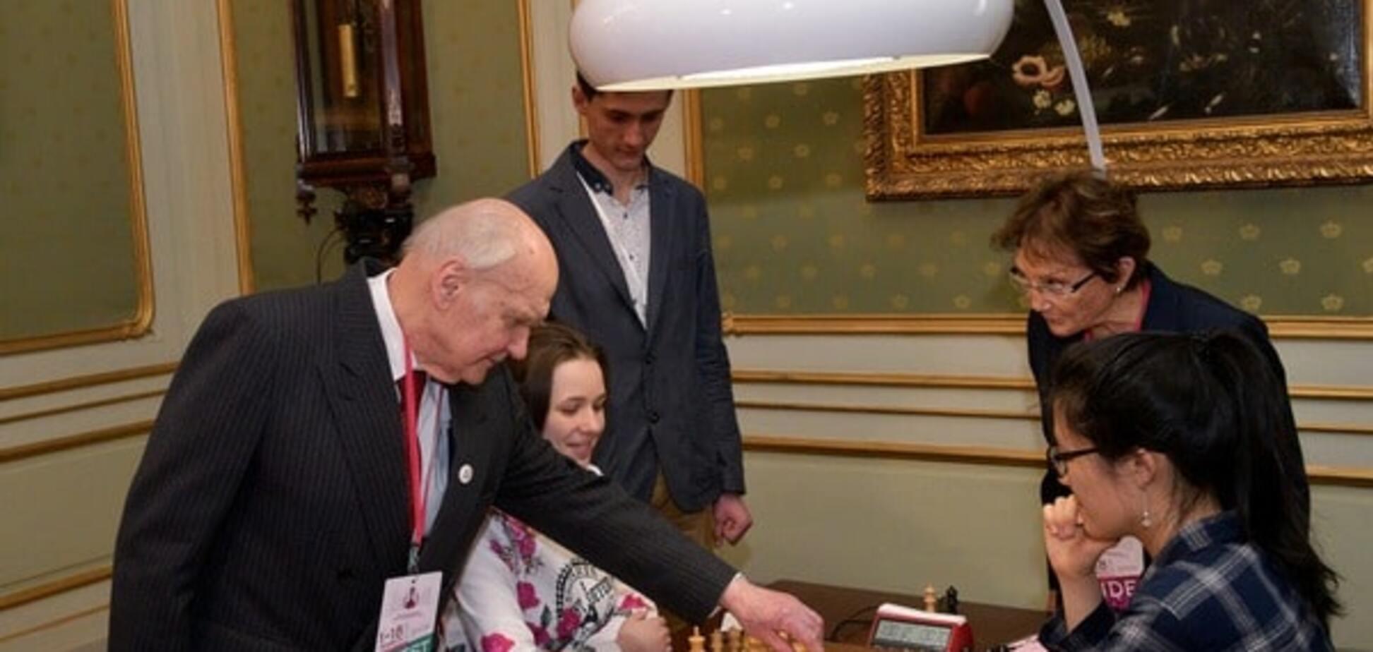 Українка Музичук зіграла внічию третю партію фіналу чемпіонату світу з шахів