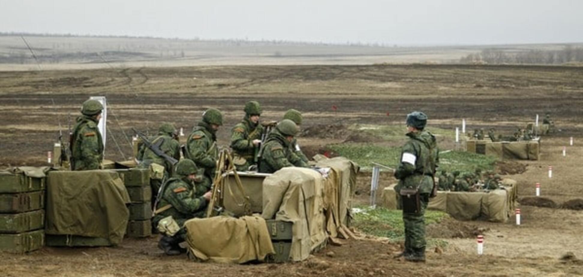 Бой с ДРГ: украинские военные уничтожили 30 террористов