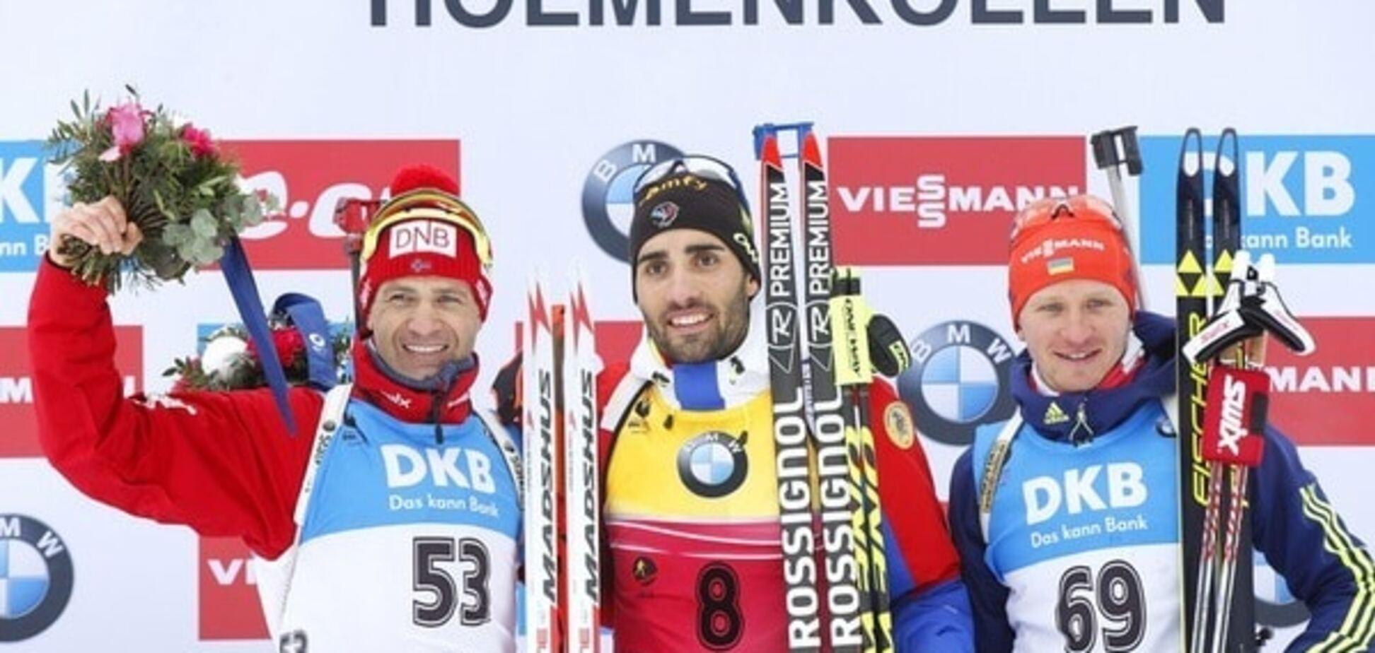 Семенов пояснив, чому не виграв 'срібло' чемпіонату світу з біатлону